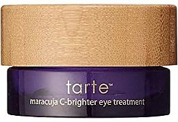 Parfumuri și produse cosmetice Cremă pentru pleoape - Tarte Cosmetics Maracuja C-Brighter Eye Treatment