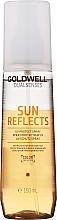 Spray de protecție solară pentru păr - Goldwell DualSenses Sun Reflects Protect Spray — Imagine N1