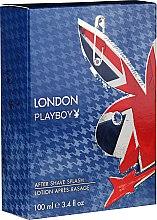 Parfumuri și produse cosmetice Playboy Swingin' London - Loțiune după ras