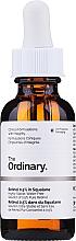 Parfumuri și produse cosmetice Ser cu retinol 0,5% în Squalane - The Ordinary Retinol 0,5% in Squalane