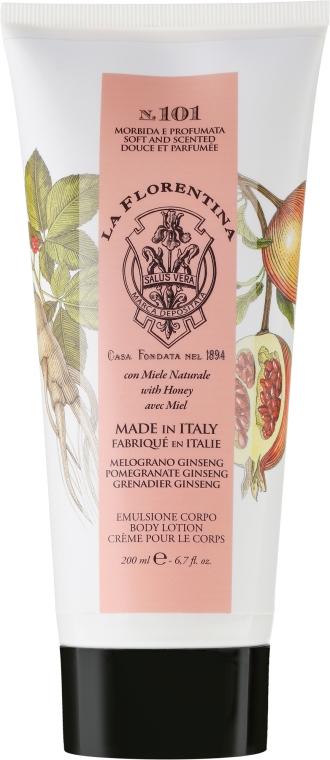 Loțiune de corp - La Florentina Pomegranate & Ginseng Body Lotion
