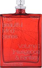 Parfumuri și produse cosmetice Escentric Molecules The Beautiful Mind Series Intelligence & Fantasy - Apă de toaletă