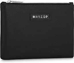 """Parfumuri și produse cosmetice Trusă cosmetică, neagră """"Black Trend"""" - Makeup"""