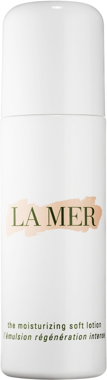 Loțiune pentru față - La Mer The Moisturizing Soft Lotion — Imagine N1