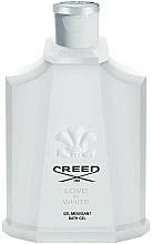 Parfumuri și produse cosmetice Creed Love in White - Gel de duș