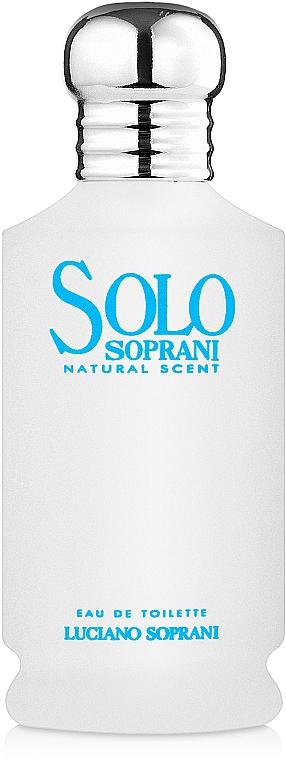 Luciano Soprani Solo Soprani - Apă de toaletă — Imagine N1