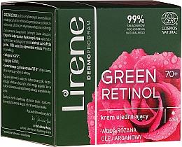 Parfumuri și produse cosmetice Cremă de zi pentru față - Lirene Green Retinol Firming Day Cream