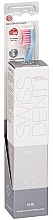 Parfumuri și produse cosmetice Set - Swissdent Gentle Combo Pack (toothpaste/50ml + toothbrush/1pcs)