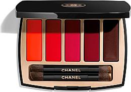 Parfumuri și produse cosmetice Paletă de rujuri pentru buze - Chanel La Palette Caractere