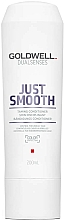 Parfumuri și produse cosmetice Balsam pentru păr rebel - Goldwell Dualsenses Just Smooth Taming Conditioner