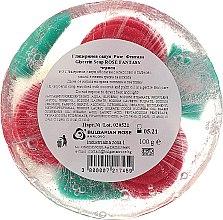 """Săpun natural """"Trandafir"""" - Bulgarska Rosa Rosa Fantasy Soap — Imagine N2"""