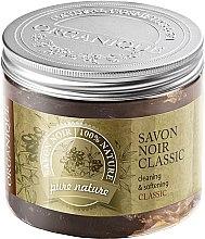 Săpun natural de olive - Organique Savon Noir Cleaning&Softening  — Imagine N1