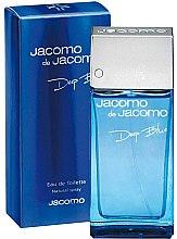 Parfumuri și produse cosmetice Jacomo Jacomo De Jacomo Deep Blue - Apă de toaletă