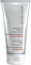 Parfumuri și produse cosmetice Mască tonifiantă pentru păr - Collistar Magica CC Hair Care and Colour