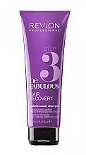Parfumuri și produse cosmetice Șampon - Revlon Professional Be Fabulous Hair Recovery Cuticle Sealer Shampoo
