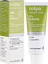 Parfumuri și produse cosmetice Cremă antirid de zi pentru față SPF30 - Tolpa Dermo Face Futuris 30+ Face Cream SPF30