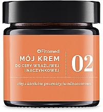 Parfumuri și produse cosmetice Cremă cu ceramide și lecitină - Fitomed Cream With Ceramides And Lecithin Nr2