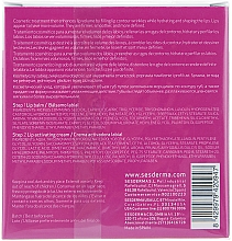"Balsam ""Creșterea volumului buzelor"" - SesDerma Laboratories Fillderma Lip Volumizer — Imagine N3"
