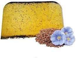 Parfumuri și produse cosmetice Șampon solid cu ulei de in - E-Fiore Solid Hair Shampoo