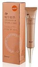 Parfumuri și produse cosmetice Gel cu extract de mucină de melc pentru pleoape - Belov Snail Care Eye Gel