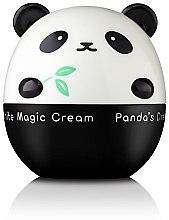 Parfumuri și produse cosmetice Cremă iluminatoare pentru față - Tony Moly Panda's Dream White Magic Cream