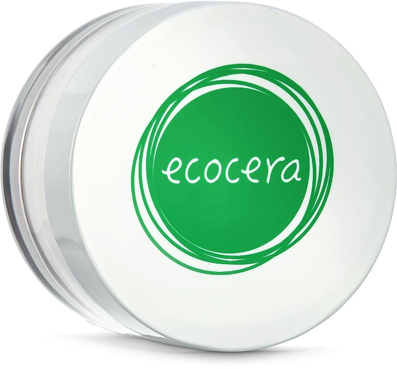 Pudră de orez matifiantă de față - Ecocera Rice Face Powder