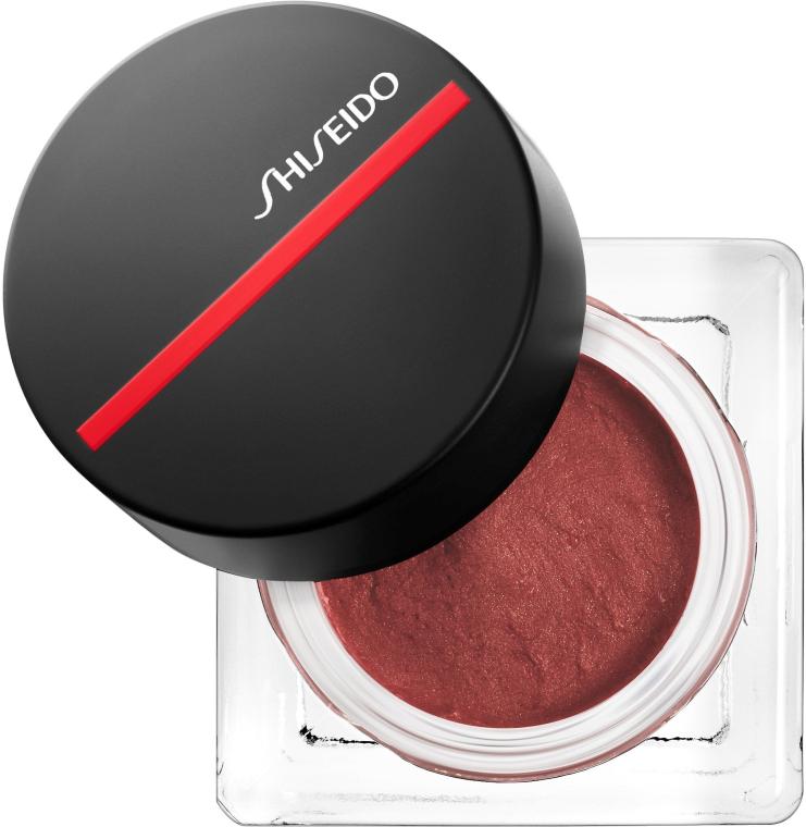 Fard de obraz - Shiseido Minimalist Whipped Powder Blush