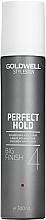 Parfumuri și produse cosmetice Fixativ de păr pentru volum - Goldwell Style Sign Perfect Hold Big Finish Volumizing Hairspray