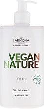 Parfumuri și produse cosmetice Ulei pentru masaj - Farmona Vegan Nature Massage Oil
