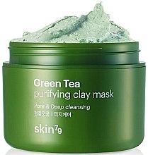 Parfumuri și produse cosmetice Mască de față cu argilă și ceai verde - Skin79 Green Tea Purifying Clay Mask