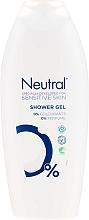 Parfumuri și produse cosmetice Gel de duș - Neutral Shower Gel