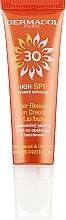 Parfumuri și produse cosmetice Cremă de protecție solară și balsam de buze - Dermacol Sun Cream & Lip Balm SPF30