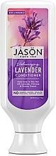 """Parfumuri și produse cosmetice Balsam pentru păr cu extract de """"Lavandă"""" - Jason Natural Cosmetics Lavender Hair Strengthening Conditioner"""