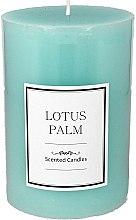 Parfumuri și produse cosmetice Lumânare aromată - Artman Lotus Palm Candle