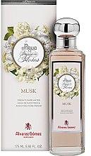 Parfumuri și produse cosmetice Alvarez Gomez Agua Fresca de Flores Musk - Apă de toaletă