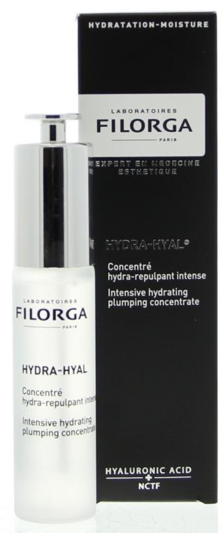 Concentrat regenerant pentru față - Filorga Hydra-hyal Intensive Hydrating Plumping Concentrate