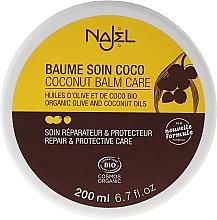 """Parfumuri și produse cosmetice Balsam de corp """"Cocos"""" - Najel Coconut Care Balm"""