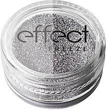 Parfumuri și produse cosmetice Pudră pentru unghii - Silcare Freeze Effect