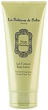 Parfumuri și produse cosmetice La Sultane de Saba Ginger Green Tea - Loțiune de corp