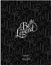 Oriflame Be The Legend - Set (edt/75ml + deo/50ml) — Imagine N1
