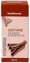 "Parfumuri și produse cosmetice Ulei esențial ""Lemn de santal"" - Holland & Barrett Miaroma Sandalwood Blended Essential Oil"