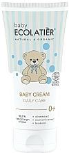 """Parfumuri și produse cosmetice Cremă pentru copii """"Îngrijire zilnică"""" - Ecolatier Baby Daily Care"""