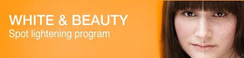 Cremă de zi profilactică pentru petele pigmentare SPF 20 - Floslek White & Beauty Preventive Day Cream Against Discolouration SPF 20 — Imagine N2