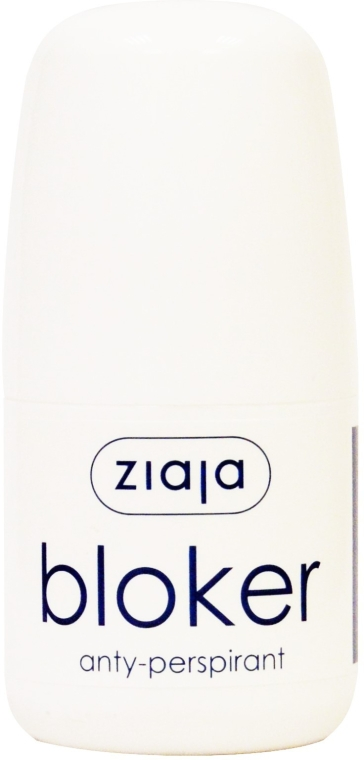 Deodorant antiperspirant Blocker - Ziaja Roll-on Deodorant Blocker