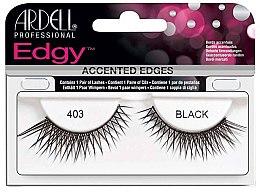 Parfumuri și produse cosmetice Gene false - Ardell Edgy Lash 403 Black