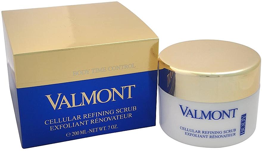 Cremă-scrub regenerant pentru corp - Valmont Cellular Refining Scrub — Imagine N1