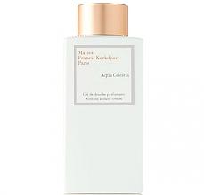 Parfumuri și produse cosmetice Maison Francis Kurkdjian Aqua Celestia - Cremă de duș