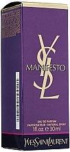 Yves Saint Laurent Manifesto - Apă de parfum (tester cu capac) — Imagine N4