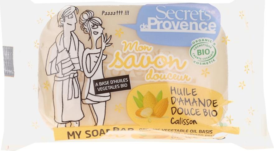 Săpun - Secrets De Provence My Soap Bar Organic Argan Oil — Imagine N1