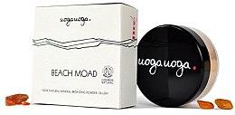 Parfumuri și produse cosmetice Bronzer mineral natural - Uoga Uoga Beach Moad Bronzing Powder-blush